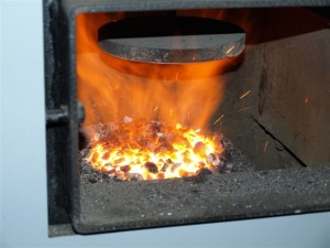 Flamm-Bild